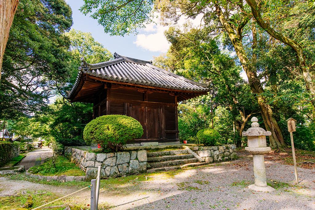 Le pavillon Kyôtai-dô