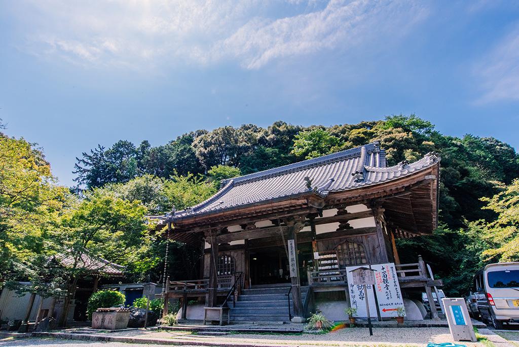 微妙寺本堂