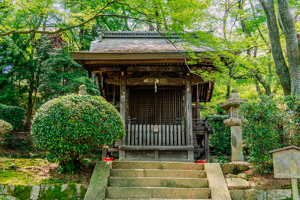 十八明神社