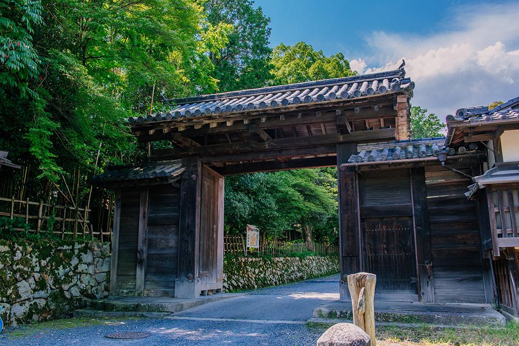 La porte principale