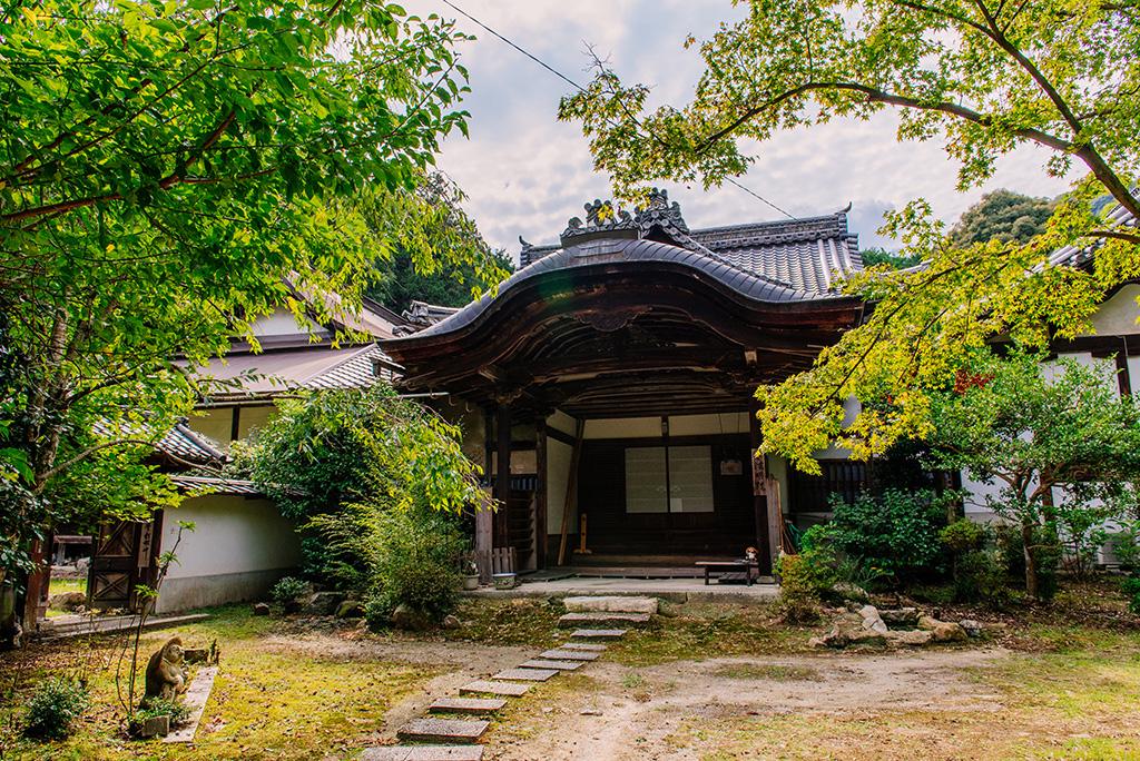 Le temple Hômyô-ïn