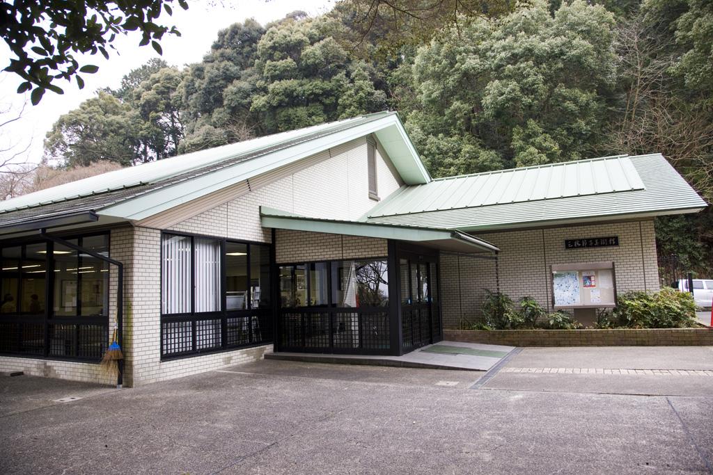 三橋節子美術館(みつはしせつこびじゅつかん)