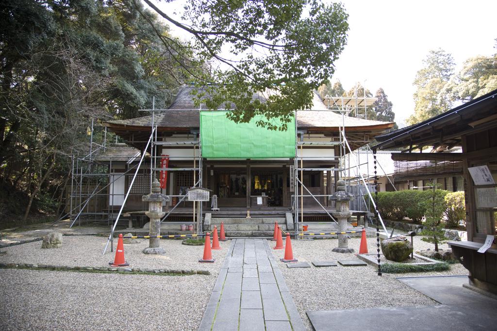 水観寺本堂
