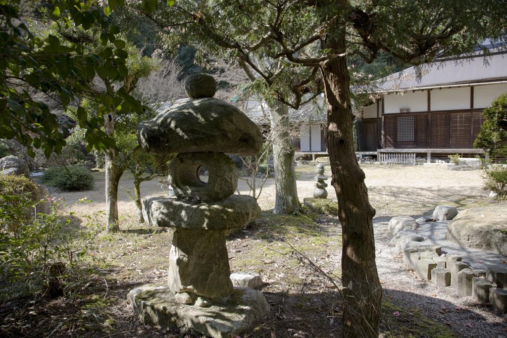 法明院庭園