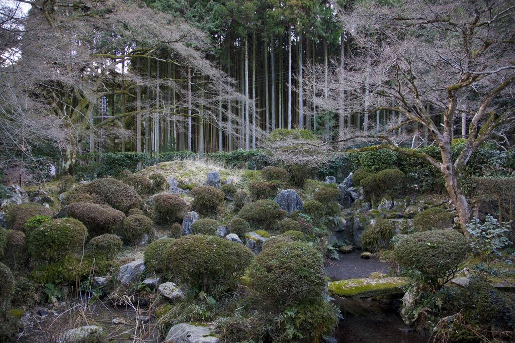 普賢堂庭園